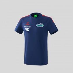 Essential 5-C T-Shirt incl....